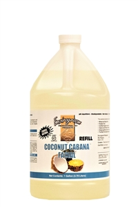 Envirogroom Coconut Cabana Facial Gallon