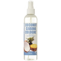 Envirogroom Coconut Cabana Cologne 8.oz