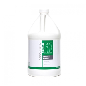 Special FX Simply Fresh Cologne Gallon