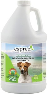 Espree Dead Sea Mineral Mud Bath Gallon w/pump