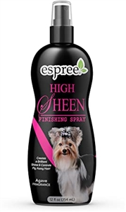 Espree High Sheen Finishing Spray 12 oz