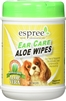 ESPREE Ear Care Aloe Wipes 60 Count