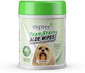 ESPREE - Tear Stain Wipes 60 Count