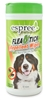 Espree Flea and Tick Wipes 50 ct