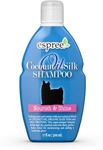 Espree Exotic Oil Therapy Coconut Silk (Nourish & Shine) Shampoo 17.oz