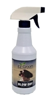 EZ-Groom Blow Dry  Conditioner 16.oz