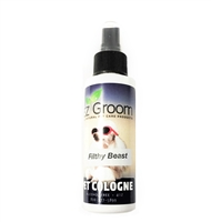 EZ Groom Filthy Beast Cologne 4oz