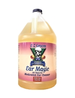EZ-Groom Ear Magic Medicated Ear Cleaner Gallon