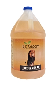 EZ-Groom Filthy Beast Shampoo Gallon