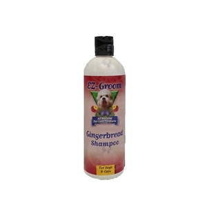 EZ-Groom Gingerbread Shampoo 16oz