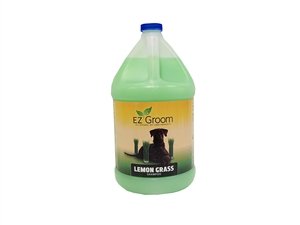 EZ-Groom Lemon Grass 24:1 Shampoo Gallon