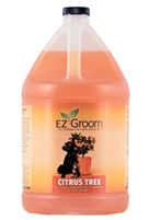 EZ Groom Citrus Tree 4:1 Shampoo Gallon
