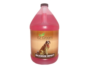 EZ-Groom Maximum Impact Shampoo Gallon
