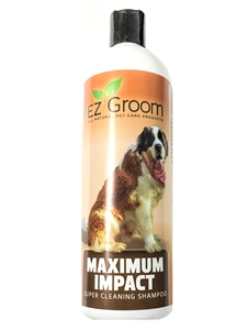 EZ-Groom Maximum Impact Shampoo 16.oz