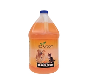 EZ-Groom Orange Crush 24:1 Shampoo Gallon