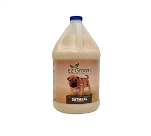 EZ-Groom Oatmeal Med 8:1 Shampoo Gallon