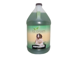EZ-Groom Puppermint 24:1 Shampoo Gallon