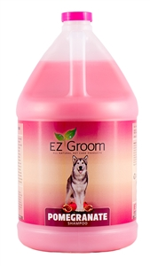EZ-Groom Pomegranate Shampoo Gallon