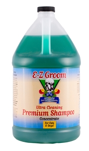 EZ-Groom Premium Shampoo Gallon