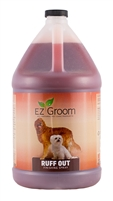 EZ GROOM - Ruff Out Spray Gallon