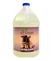 EZ-Groom Ultra Clear Shampoo Gallon