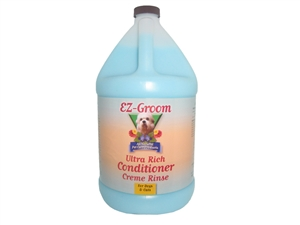 EZ-Groom Ultra Rich Conditioner/ Creme Rinse Gallon