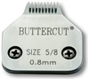 GEIB #5/8 Wide Buttercut Toe Blade