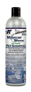 Groomers Edge Midnight White Shampoo 16.oz