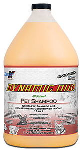 Groomers Edge Dynamic Duo 15:1 Shampoo Gallon