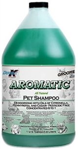 Groomers Edge Aromatic 6:1 Shampoo Gallon