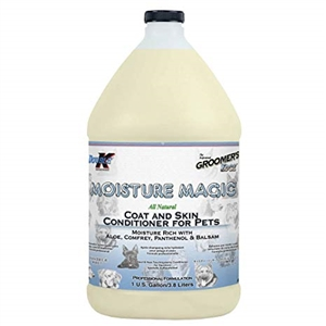 Moisture Magic Conditioner By Groomers Edge Gallon 4:1