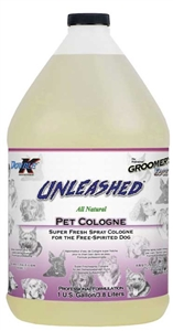 Groomers Edge Unleashed Coat Cologne Gallon