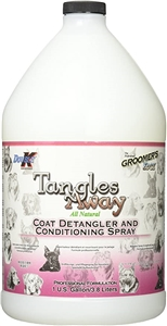 Groomers Edge Tangles Away Conditioner Gallon