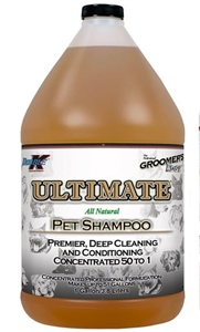 Groomers Edge Ultimate 50:1 Shampoo Gallon
