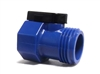 Oster pressure control valve - Power Bather, blue