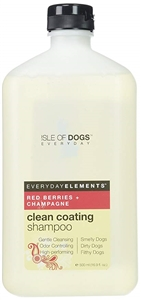 Isle of Dogs Red Berries + Champagne Clean Coating Shampoo 16oz
