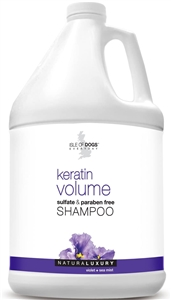 ISLE OF DOGS Keratin Volumizing Shampoo Gallon