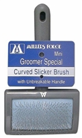 Millers Forge Unbreakable Slicker Brush Mini