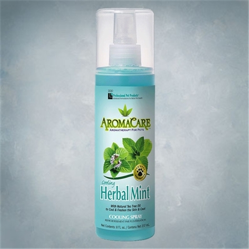 Aromacare Cooling Herbal Mint Spray 8 Oz