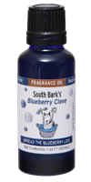 South Bark Blueberry Clove Aromatherapy Oil 30ml