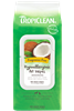 TROPICLEAN Hypo Allergenic Wipes 100ct