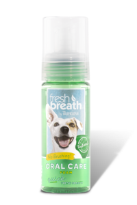 Tropiclean Fresh Breath Mint Foam 4.5oz