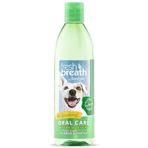 Tropiclean Fresh Breath Water Additive 16.oz