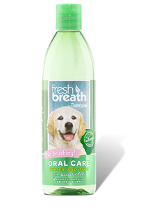 TROPICLEAN Fresh Breath Oral Care Water Additive for Puppies 16oz