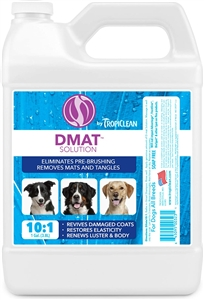 Tropiclean D-Mat Solution Gallon