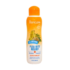 Tropiclean Bite Relief AfterBath Treatment 12.oz