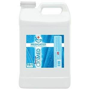 Tropiclean OxyMed Medicated Shampoo 2.5 Gallon