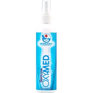 Tropiclean OxyMed Medicated Spray Tropiclean 8.oz