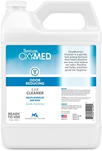 Tropiclean Oxy-Med Ear Cleaner Gallon