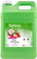 Tropiclean Berry & Coconut Deep Cleaning  16:1 Shampoo  2.5 Gallon